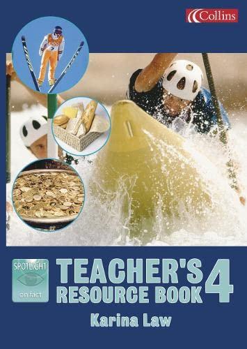 9780007138999: Spotlight on Fact - Year 4 Teacher's Resource Book: with Copymasters: Teacher's Resource Book with Copymasters Y4