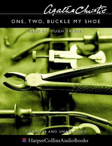 One, Two, Buckle My Shoe (0007139624) by Agatha Christie