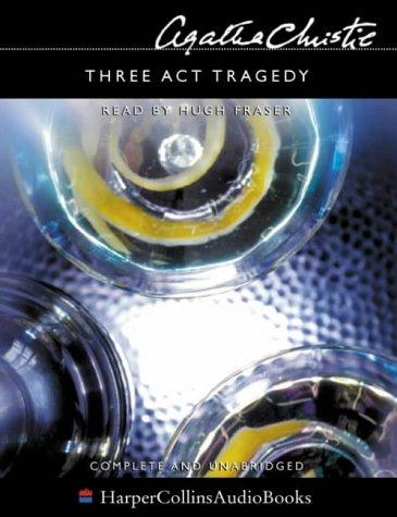 9780007139637: Three Act Tragedy