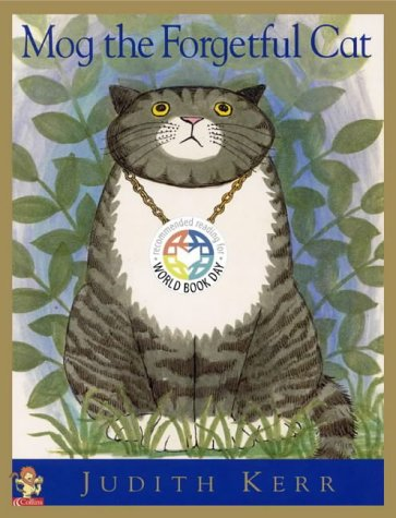 9780007139798: Mog the Forgetful Cat: World Book Day Edition