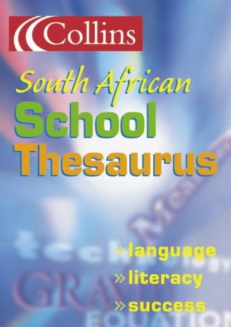 9780007139880: Collins New School Thesaurus