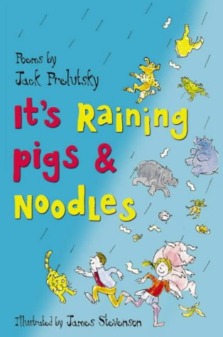 9780007139989: It's Raining Pigs and Noodles