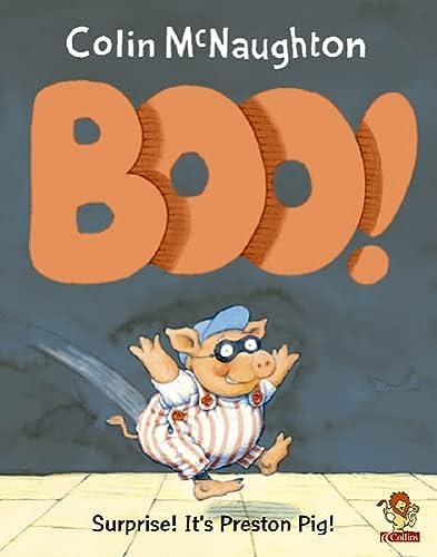 9780007140145: Preston Pig - Boo! (A Preston Pig story)