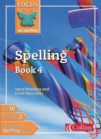 9780007140220: Focus on Spelling ? Spelling Book 4: Bk.4