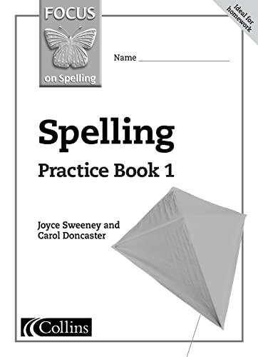 9780007140244: Focus on Spelling - Spelling Practice Book 1: Practice Bk.1