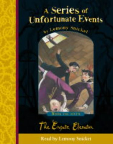 9780007141142: A Series of Unfortunate Events (6) - Book the Sixth - The Ersatz Elevator