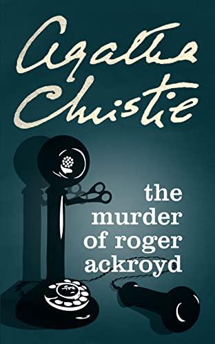9780007141340: The Murder of Roger Ackroyd (Poirot)