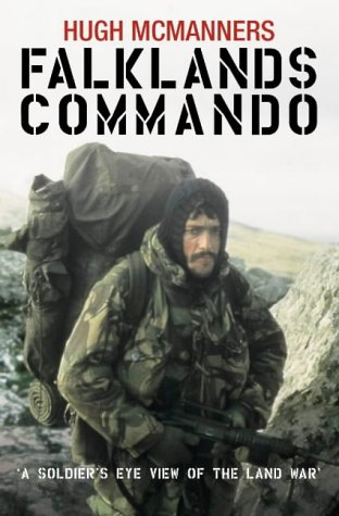 9780007141753: Falklands Commando