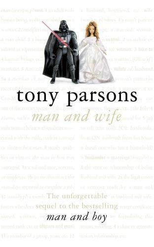 Man and Wife: Tony Parsons