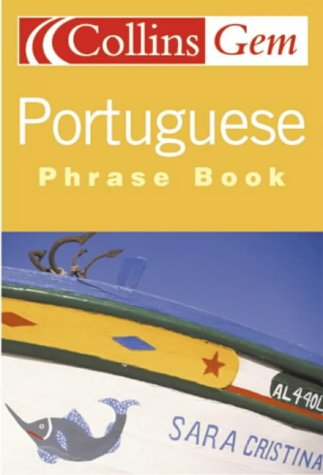 9780007141906: Collins Gem - Portuguese Phrase Book
