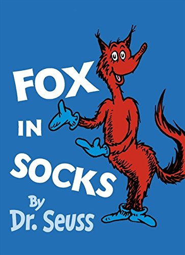 9780007141913: Fox in Socks: Miniature Edition (Dr Seuss Miniature Edition)