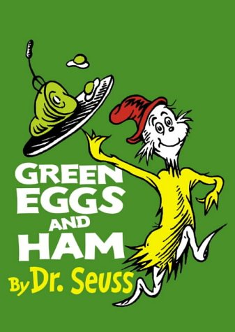 9780007141937: Green Eggs and Ham: Miniature Edition (Dr Seuss Miniature Edition)