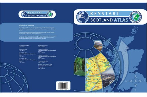 9780007142057: Keystart Scotland Atlas (COLLINS - LONGMAN ATLASES)