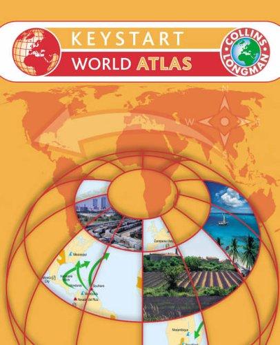 9780007142088: Keystart World Atlas (COLLINS - LONGMAN ATLASES)