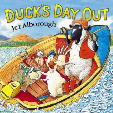 9780007142149: Duck's Day Out