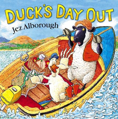 Duck's Day Out (0007142145) by Alborough, Jez