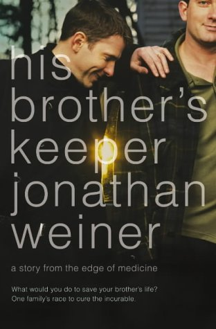 9780007142187: His Brother's Keeper
