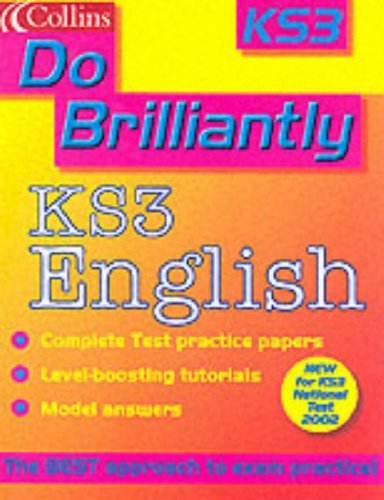 9780007142293: Do Brilliantly At - KS3 English