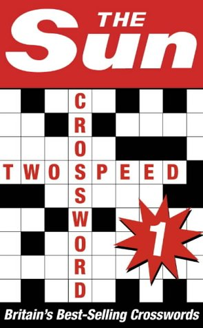 9780007142385: The Sun Two-speed Crossword Book 1: Bk.1 (Crossword  1)