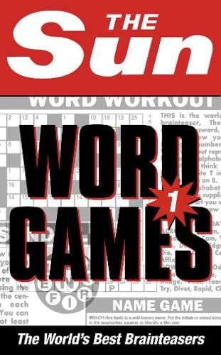9780007142439: The Sun Word Games Book 1: Bk. 1 (Puzzles)