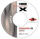 9780007142606: Formule X: Gold Homework Audio CD Pack Level 3