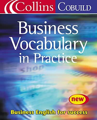 9780007143030: Collins Cobuild – Business Vocabulary in Practice