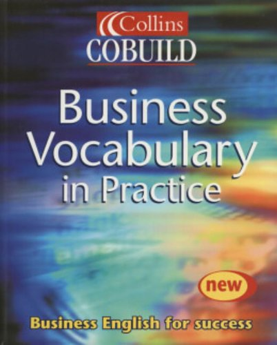 9780007143030: Business Vocabulary in Practice (Collins COBUILD)