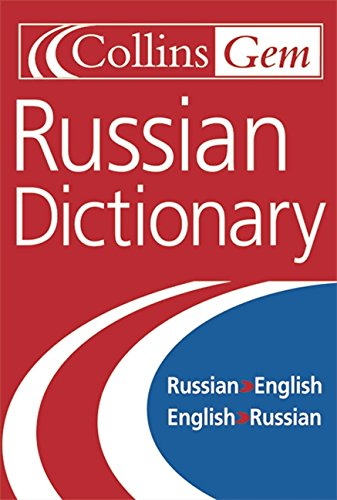 9780007143047: Collins Gem Russian, 3e