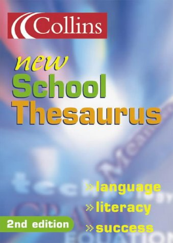 9780007143061: Collins New School Thesaurus
