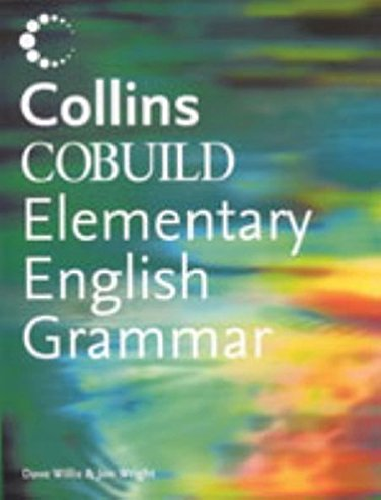 9780007143092: Collins cobuild elementary english grammar. Per la scuola media