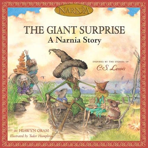 9780007143207: The Giant Surprise: A Narnia Story (Step into Narnia)