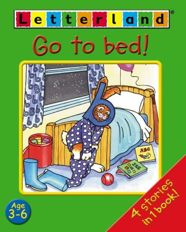 Go to Bed! (Letterland Early Readers): Carr, Katie, Wendon, Lyn