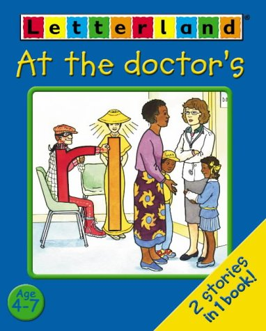 9780007143412: Letterland Early Readers - At the Doctor's