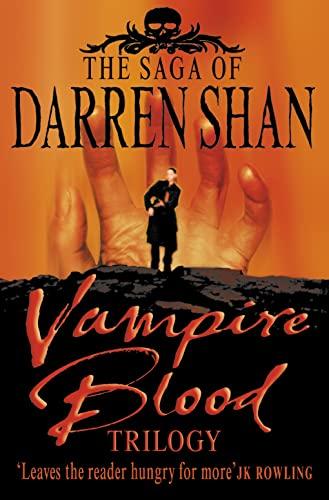 9780007143740: Vampire Blood Trilogy: Books 1 - 3 (The Saga of Darren Shan)