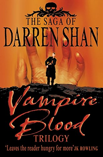 9780007143740: Vampire Blood Trilogy: Books 1 - 3 (The Saga of Darren Shan)