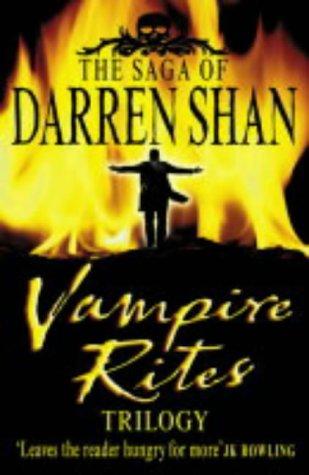 9780007143757: The Saga of Darren Shan (Vampire Rites Trilogy)