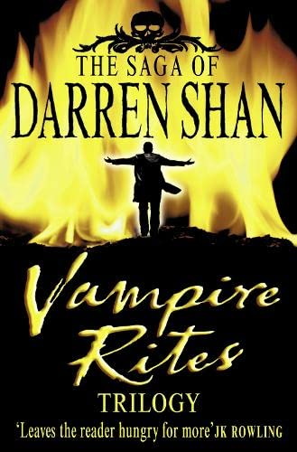 9780007143757: The Saga of Darren Shan (Vampire Rites Trilogy)