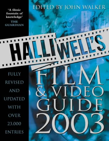 9780007144129: Halliwell's Film and Video Guide