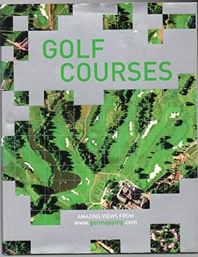 9780007144136: Golf Courses: 50 Amazing Views (Www.Getmapping.Com)