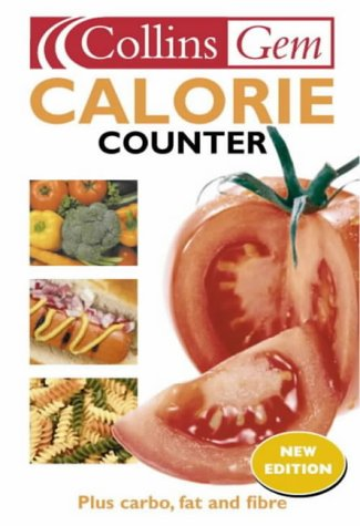 9780007144341: Collins Gem – Calorie Counter