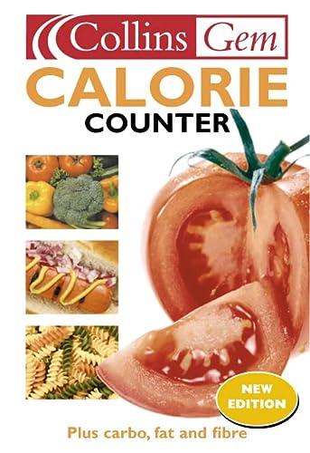 9780007144341: Collins Gem Calorie Counter