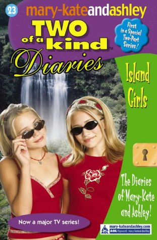 9780007144457: Island Girls (Two Of A Kind Diaries, Book 23)