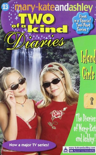9780007144457: ISLAND GIRLS (TWO OF A KIND DIARIES)