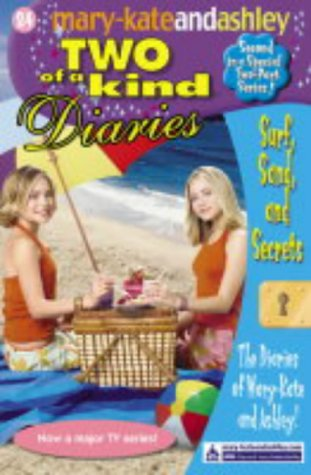 9780007144594: Surf, Sand and Secrets (Two Of A Kind Diaries, Book 24)