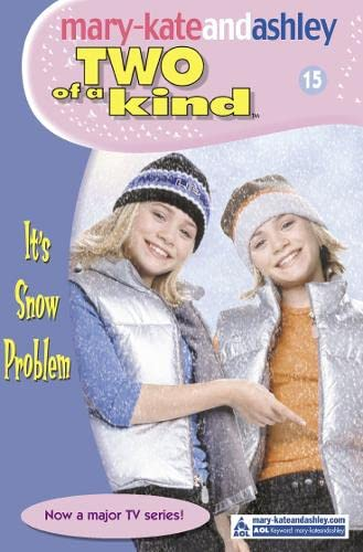 9780007144662: It's Snow Problem (Two Of A Kind, Book 15) (Two of a Kind Diaries)