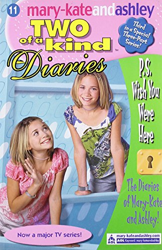 9780007144709: PS WISH YOU WERE HERE (TWO OF A KIND DIARIES)