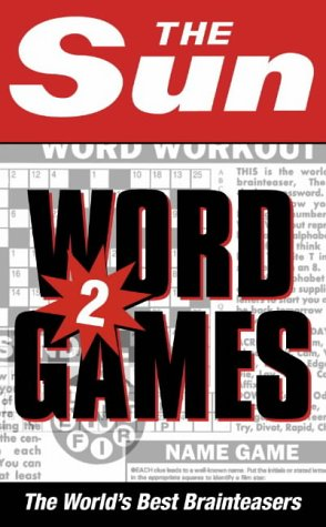 9780007144907: The Sun Word Games Book 2: Bk. 2 (Puzzles)