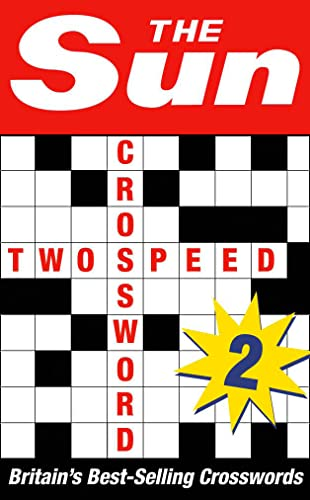 9780007144914: The Sun Two-speed Crossword Book 2: 80 Two-in-One Cryptic and Coffee Time Crosswords (Bk. 2)