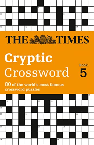 9780007144969: Times Cryptic Crossword Book 5: 80 of the World's Most Famous Crossword Puzzles (Bk.5)