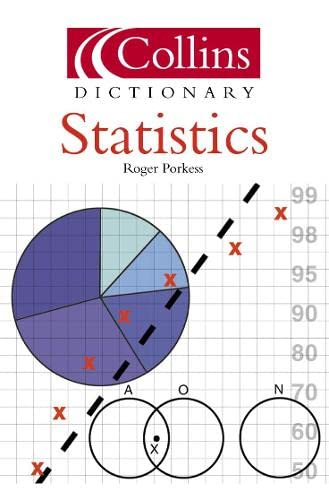 9780007145010: Collins Dictionary Statistics (Collins Dictionary of)